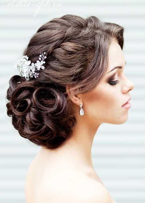 Frizure za Venčanje: Duga kosa | tražiš.me - Tražilica Vaše Lepote | Moda | Frizure | Šminka | Lepota | Zdravlje