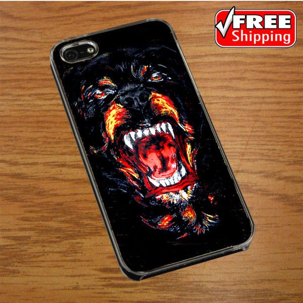 Angry Rottweiler IPHONE 4 | 4S COVER CASE