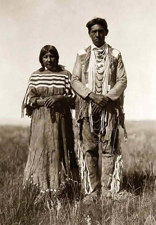 Pikuni Nation - 1910