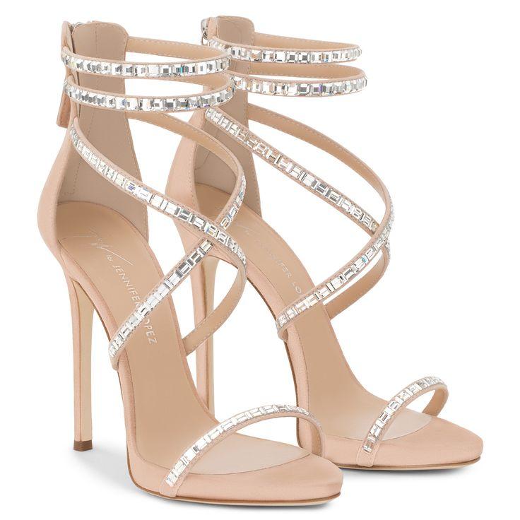 HARLEE. Pink SandalsSuede ...