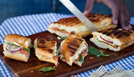 Braaibroodjie baguettes - a brilliant twist on the traditional braaibroodjie. #FreshLiving