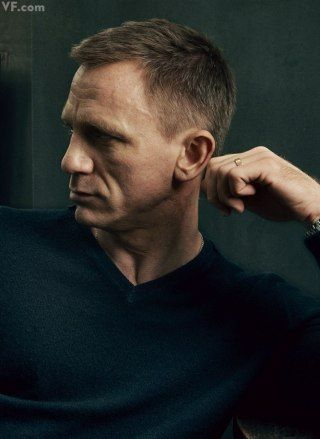 """THE WILD CARD Daniel Craig admits that the one occasion on which he lies is when """"answering questionnaires."""""""
