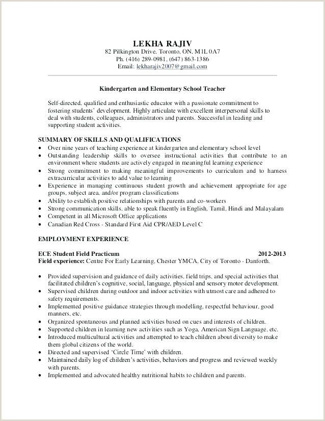 Cover Letter For Preschool Teacher Cover Letter For Preschool