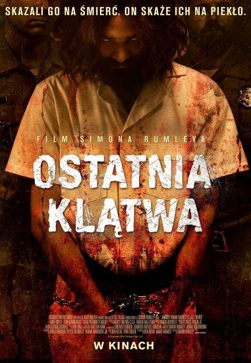 Ostatnia klątwa (2016) - W kinach od 21 kwietnia, plakat - Film PL