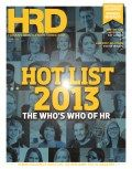 HRD issue 11.11 Cover story: 2013 Hot List