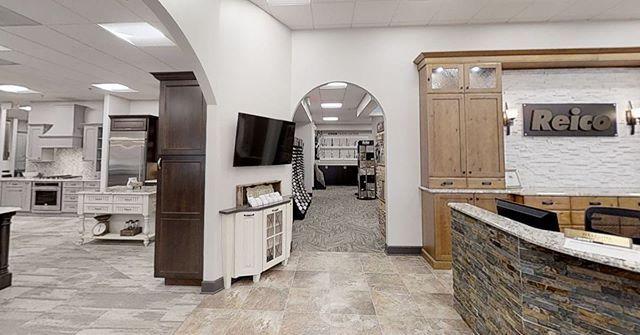 Want To Seewhat A Reico Kitchen Bath Showroom Looks Like In Bio