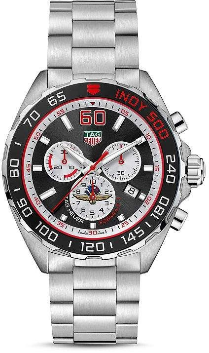 34c35e81410 Formula 1 Indy 500 Special Edition Chronograph, 43mm in 2019 ...