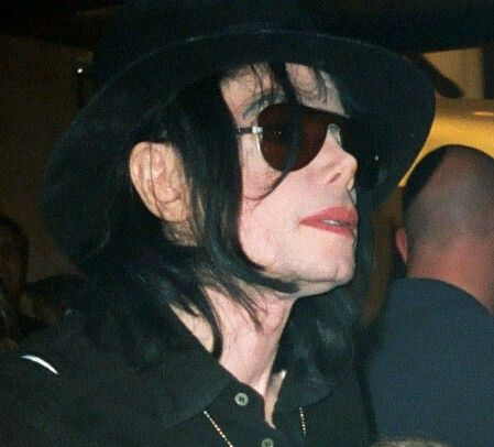 Jackson in Las Vegas, 2003.