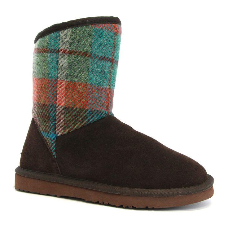 LAMO Wembley Women's Winter Boots, Size: 10, Dark Brown