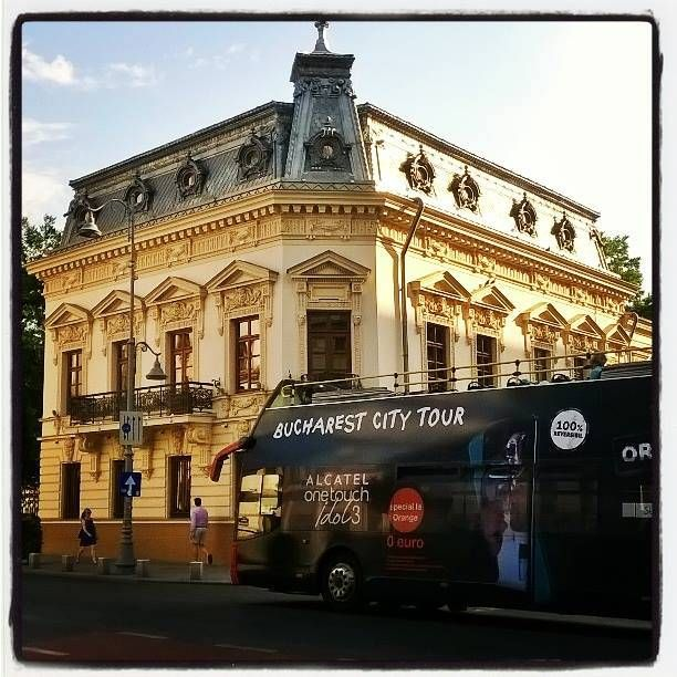 Guided tours to Bucharest