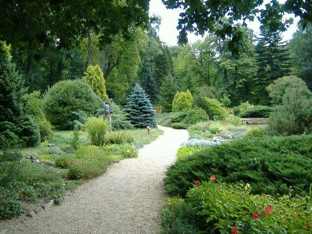 Zirc - Arborétum