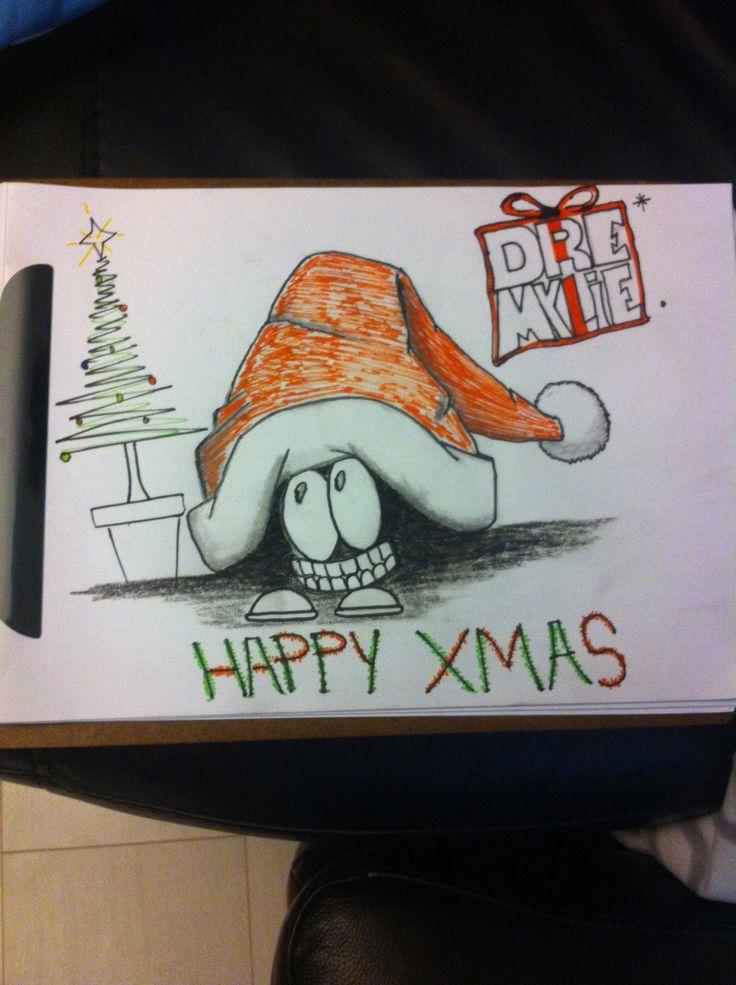 Christmas drawing xx