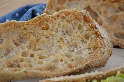 Troll a konyhámban: Fokhagymás bagett cukkinis szendvicskrémmel - paleo