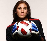 Hope Solo is my idol!
