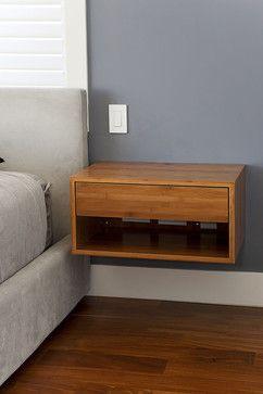 Noe Valley Master Suite - contemporary - bedroom - san francisco - W. David Seidel, AIA - Architect