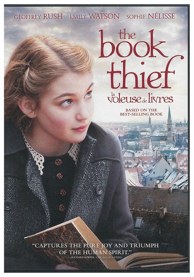 La voleuse de livres - durée: 131 minutes -   Langue : Français - Anglais -   Référence : 00052217 #Dvd #Cadeau #Film