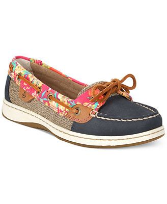 Been eying these for months...Sperry Women's Angelfish Boat Shoes  cannot wait to wear them this summer!
