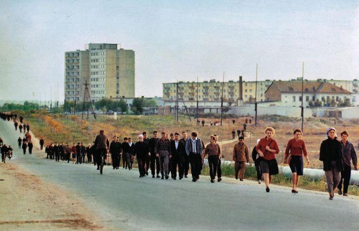 Elektrėnai - 1980