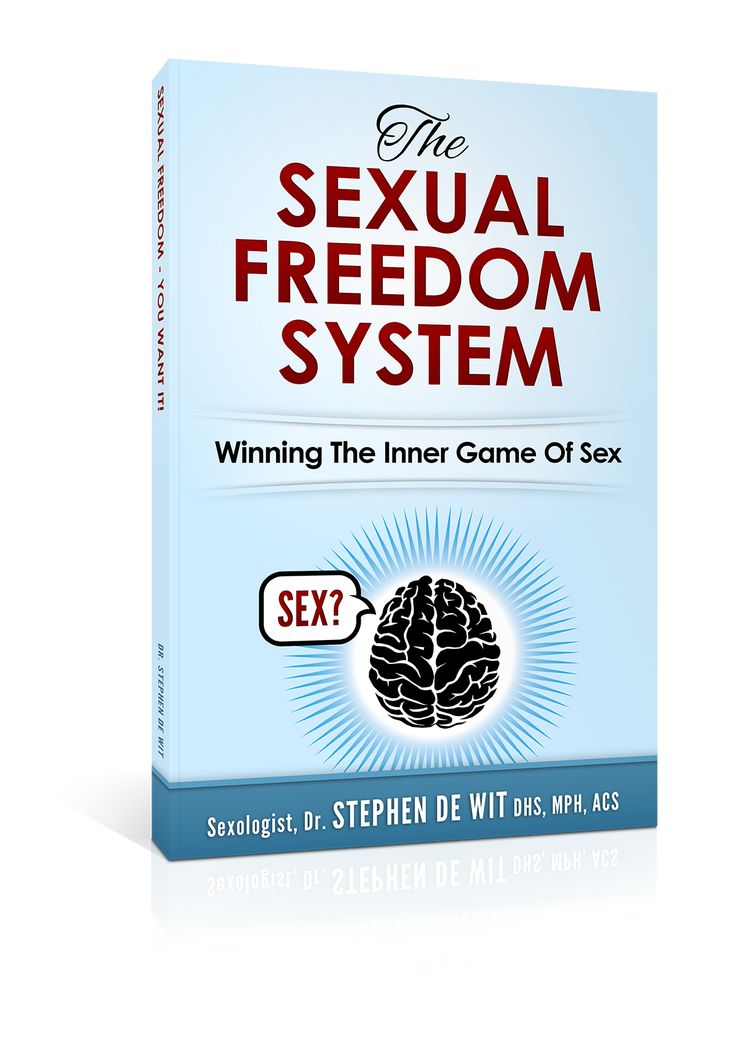 The Sexual Freedom System by Dr. Stephen de Wit