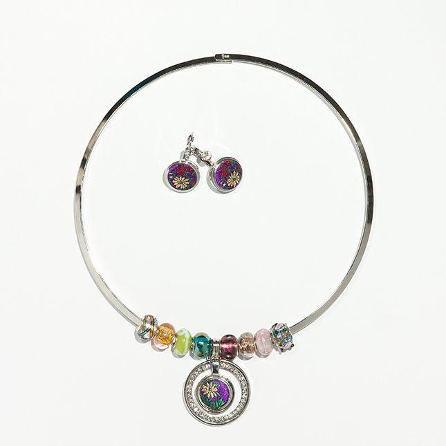 Tela Preziosa di Chiara Piras #fuorisalone #glass #metal #colours #brocade #pinDin