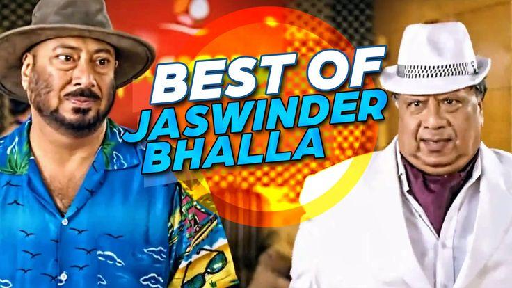 awesome Best Of Jaswinder Bhalla - New Punjabi Movie   Latest Punjabi Comedy Movie