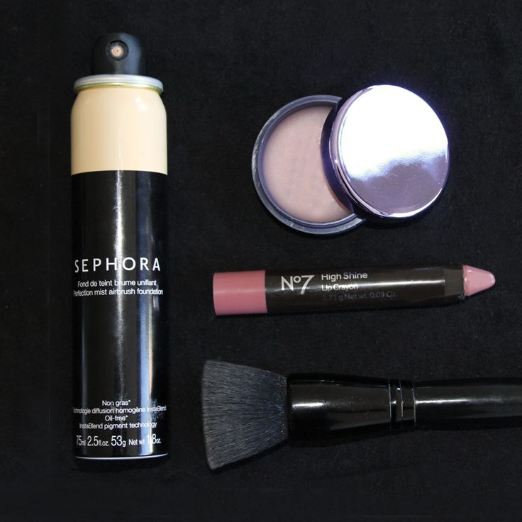 Spray Foundations For A Flawless Complexion