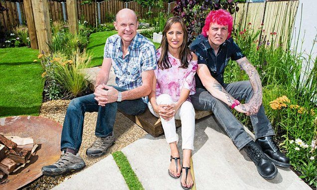 """""""Alan radically transformed gardens with the help of a team of talented autistic trainees"""""""