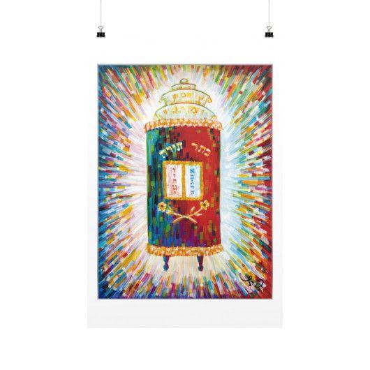 Torah Bright - Fine Art Print