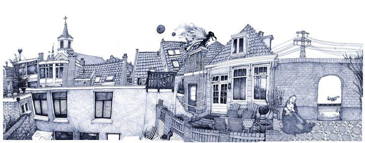 OL Vrouwe van de Nieuwe Groenmarkt, Haarlem - by Paul van der Steen