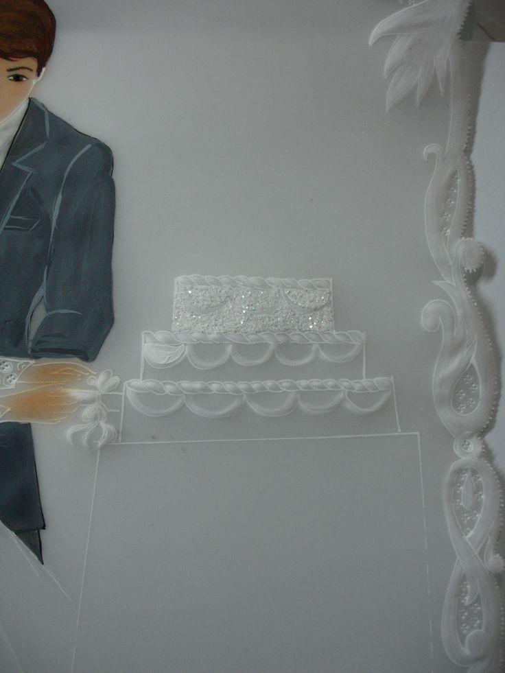 repujando la torta