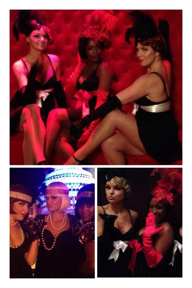 Roaring twenties dancers by Advance Business Events