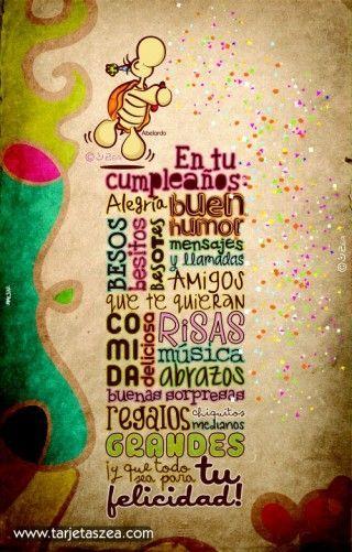 En tu cumpleaños #compartirvideos.es