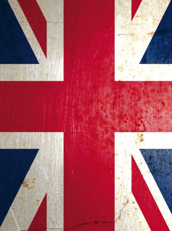 Bandera UK - Blackberry Torch 9800 9810