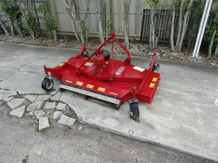 """Sitrex SM180R Finish Rotary Mower 72"""" Cut Tractor Pto - 3 PT HItch Mower"""