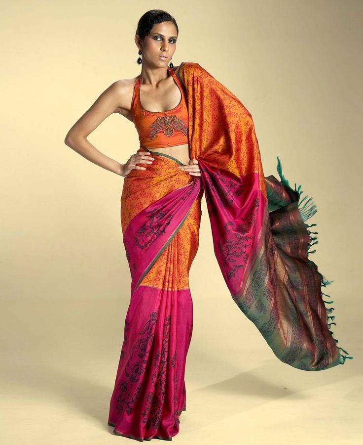 Stunning rich kanchivaram sarees from Sakhi fashions
