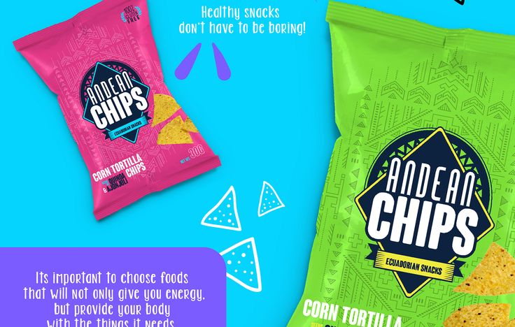 Andean Chips® on Behance