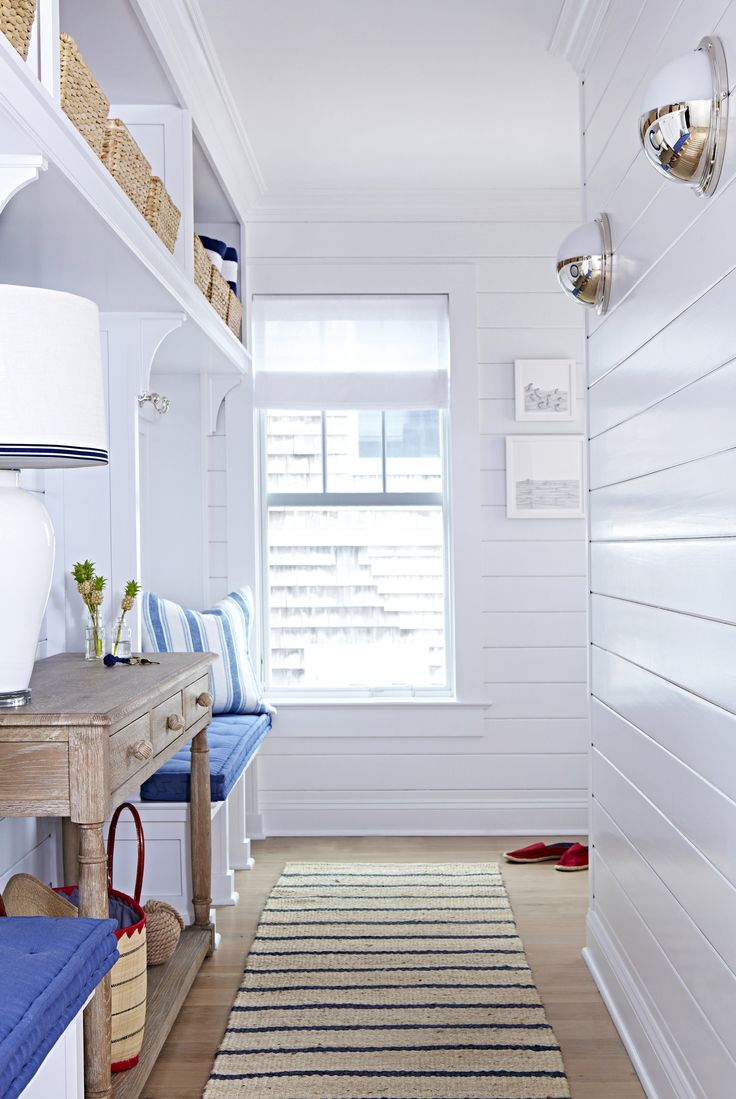 3.Bay Head Beach Bungalow by Chango & Co. - Mud Room Interior View.jpg