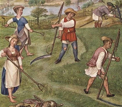 Sixteenth Century  |16th Century Peasant Life