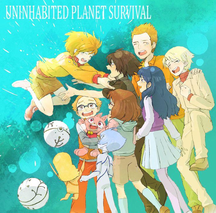 Pin by elma elma on uninhabited survive anime