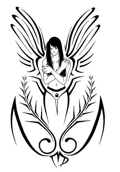 Virgos virgo horoscope and zodiac tattoos on pinterest for Virgo tribal tattoo