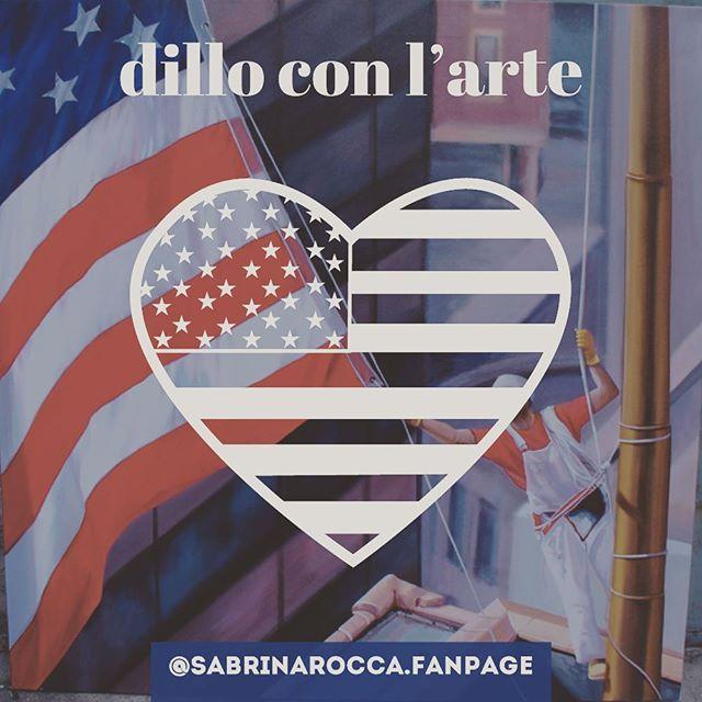#americanflag Un simbolo eterno fra libertà e costrizioni, luci e ombre, che si ritrova spesso nei miei lavori :). #icons #sabrinaswork #art #picture #sketch #filter #filters #artsy #instaart #instagood #graphic #graphics #followme http://www.sabrinarocca.com/portfolio/liberty-2/