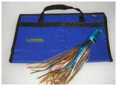 Saltwater Lure Bag - 4 compartments (20cm x 40cm) - Profishional Protection Pty Ltd