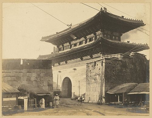 Dongdaemun in 1904