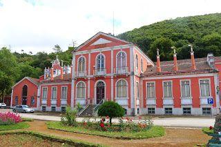 Luuh Alves: Termas dos Cucos - Torres Vedras/ Portugal