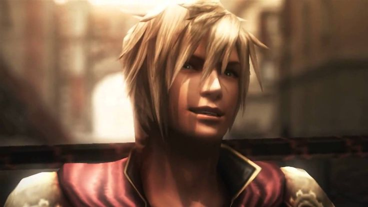 Final Fantasy Type-0 - Opening - PSP