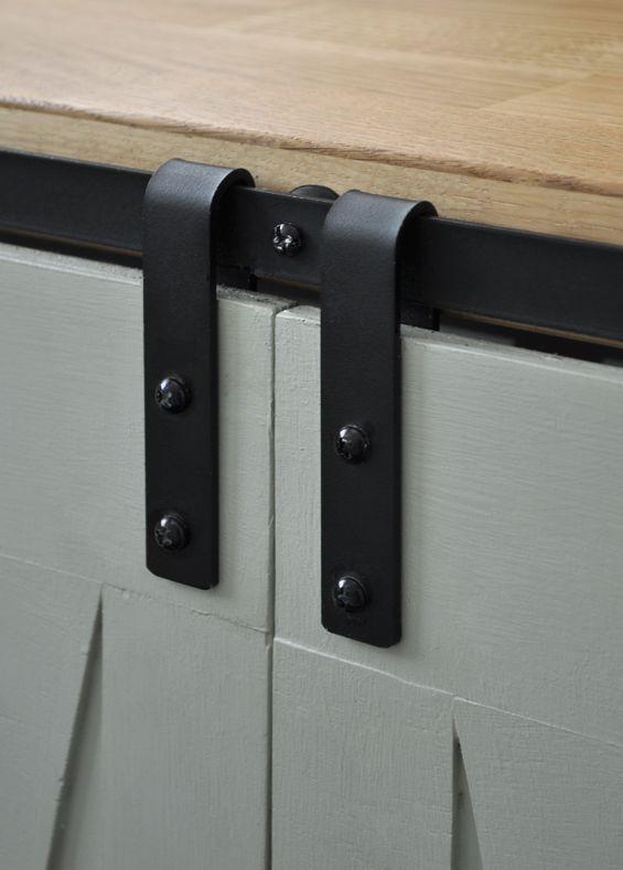 DIY Mini Barn Doors…a complete tutorial