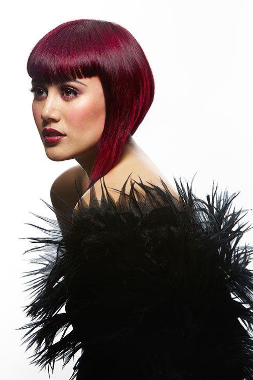 Award winning hair from Lisa Power Salon, Seattle.