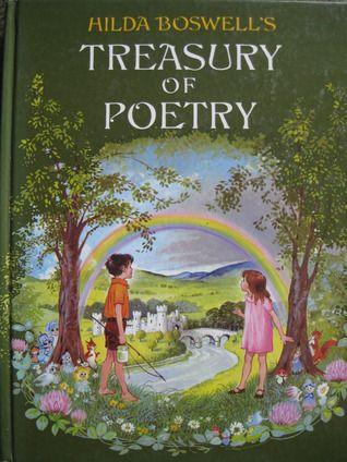 Hilda Boswell's Treasury Of Poetry