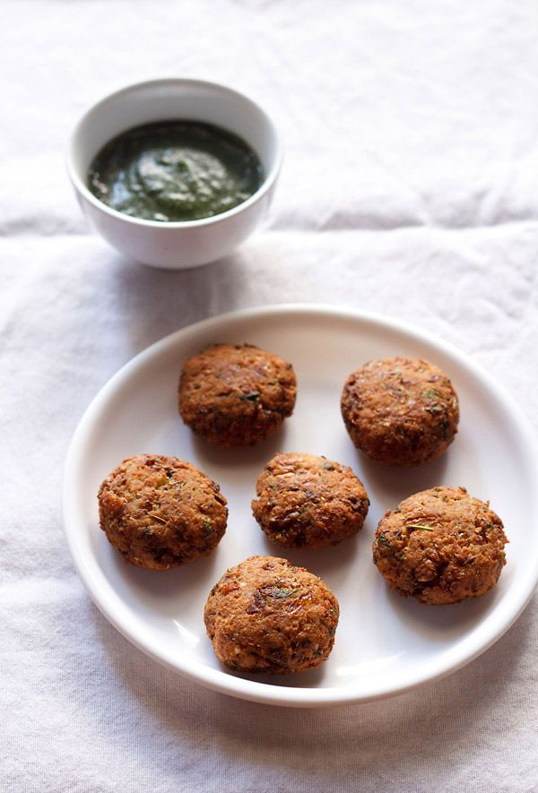 chickpea fritters recipe, how to make chickpea fritters | chana vadas - the kids would love these