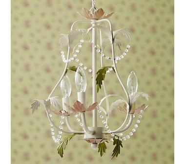 Pretty chandelier